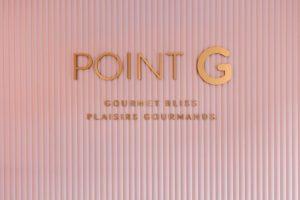 POINT G - GOURMET BLISS