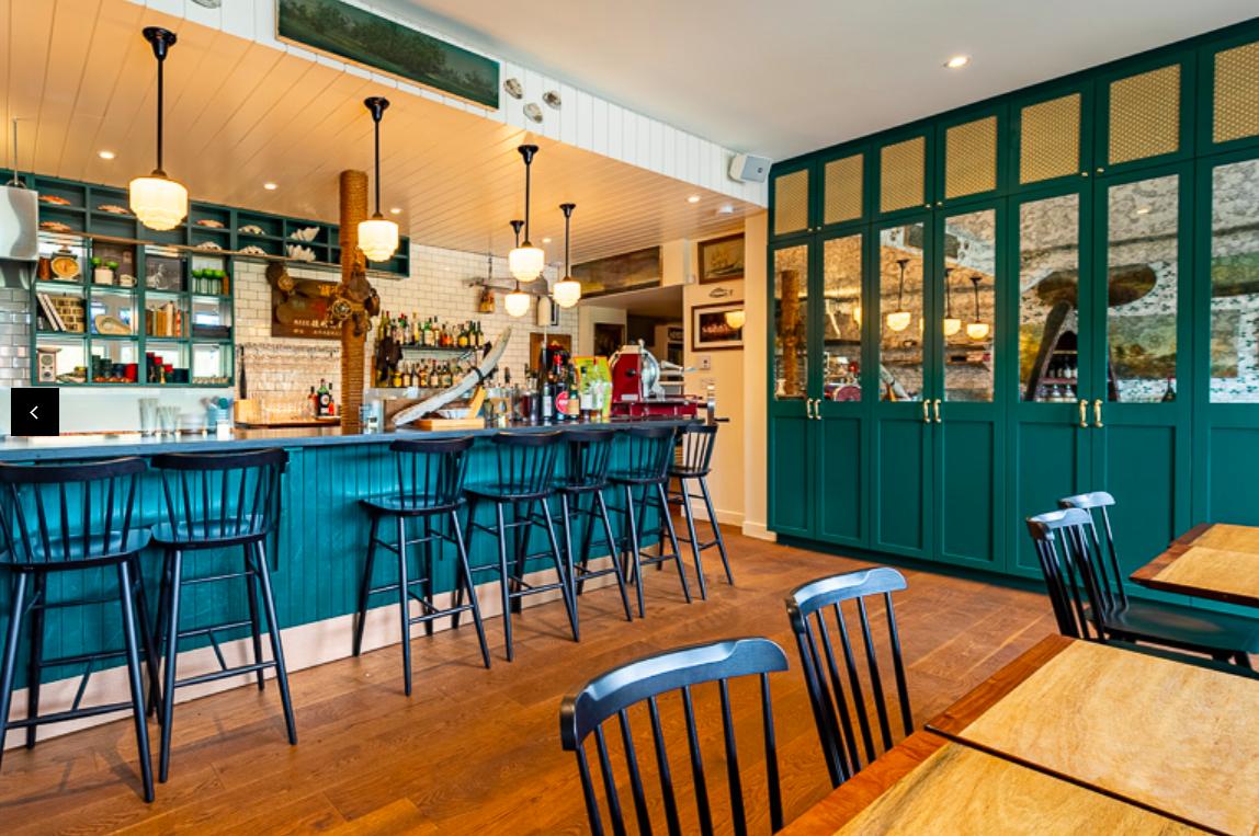 Aménagement intérieur restaurant